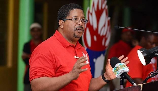 Description: FNM Deputy Leader Peter Turnquest.