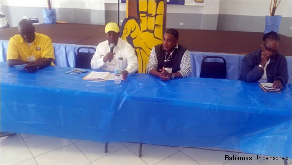 Exuma Conventions -Panel Discussion at the PLP Convention in Exuma on the way forward for Exuma
