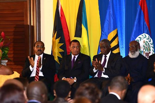 christie at caricom what went on there
