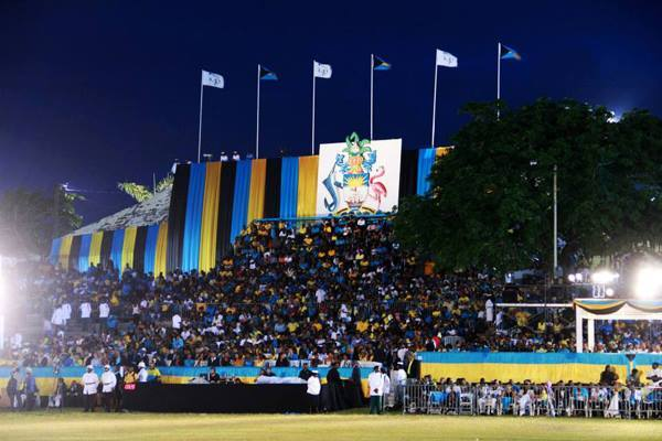 independence bahamas 41 years 10th july 2014
