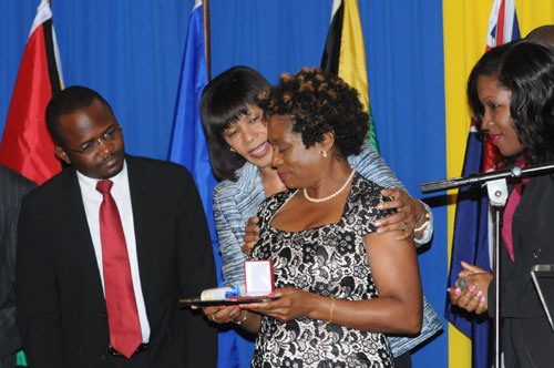 photos of christie at caricom heads of govt