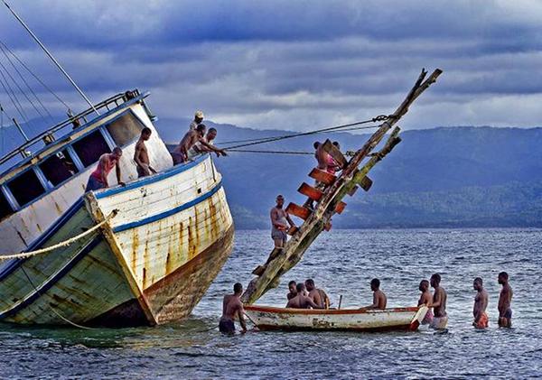 haitian_boats